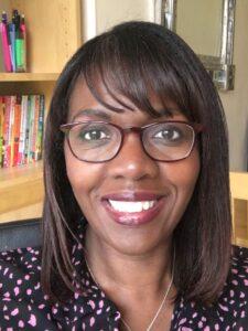 Karen Moncrieffe Author
